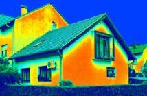 Thermografie im Sommer: Energetische Schwachstellen für den Winter sichtbar machen. (Foto: shutterstock - Ivan Smuk)