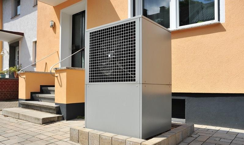 Dass die Luftwärmepumpe äußerst effizient arbeitet, steht außer Frage.