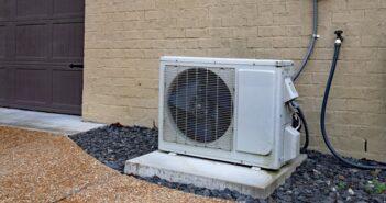 KfW Förderung: Wärmepumpe fürs Fertighaus (Foto-Shutterstock: C5 Media)
