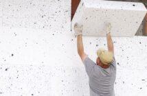 Vollwärmeschutz: Vakuumdämmplatten anbringen Foto: Shutterstock- Dagmara_K